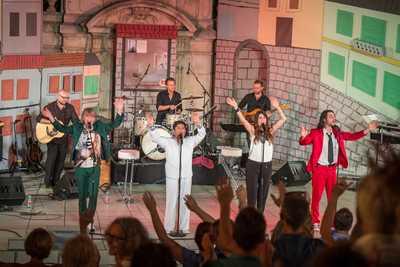 Insieme Notte Italiana Festspiele Stockerau