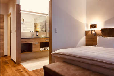 Genuss Doppelzimmer im Hotel Dreikönigshof in Stockerau