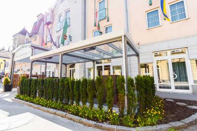 Hotel Dreikönigshof Außenansicht