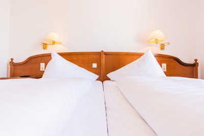 Hotelzimmer Dreikönigshof Familie Hopfeld