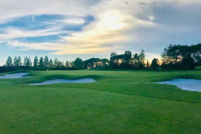 Golfplatz Spillern