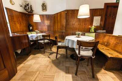 Gaststube im Hotel Restaurant Dreikönigshof Hopfeld