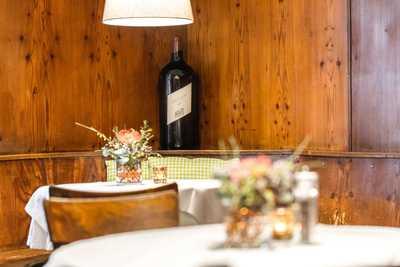 Wein im Hotel Hopfeld