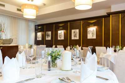 Speisesaal Hotel Dreikönigshof Familie Hopfeld