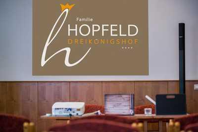 Seminare und Meetings bei Familie Hopfeld