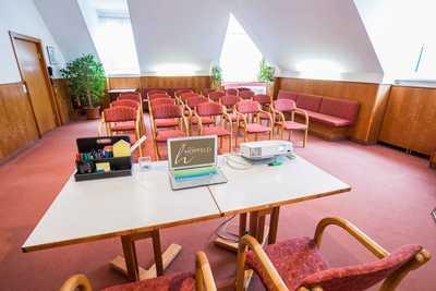 Seminarraum im Hotel Dreikönigshof