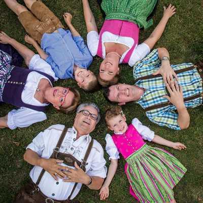 Dreikönigshof - Die Gastgeberfamilie Hopfeld