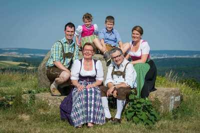 Familie Hopfeld Gastgeber in 4. Generation