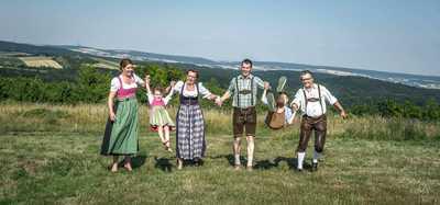 Dreikönigshof Niederösterreich Familie Hopfeld