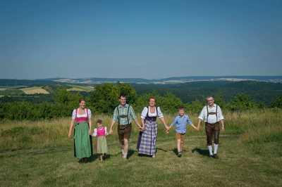 Familie Hopfeld Dreikönigshof Stockerau