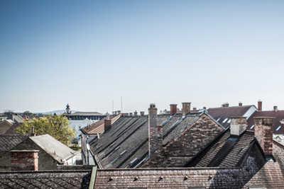 Über den Dächern von Stockerau