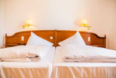 Gemütliche Zimmer im Hotel Dreikönigshof Stockerau