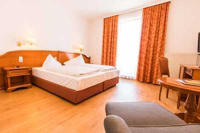 Gemütliche Zimmer im Hotel Dreikönigshof