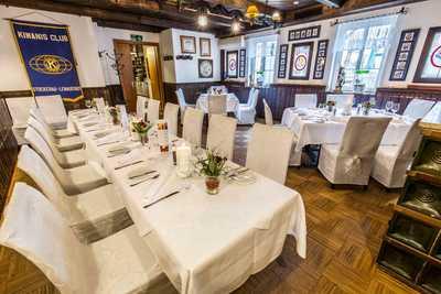 Trichterstüberl im Restaurant Dreikönigshof