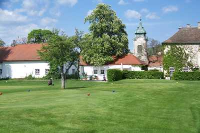 Golfplatz Schloss Schönborn Niederösterreich