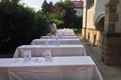 Catering Familie Hopfeld Hotel Dreikönigshof Wirtschaftskammer Stockerau