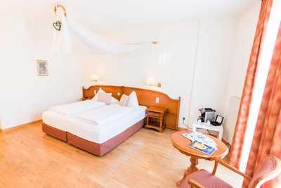 Dreikönigshof Familie Hopfeld Hotelzimmer