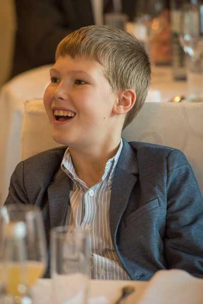Familie Hopfeld - Sohn Benjamin