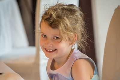 Familie Hopfeld - Tochter Alissa
