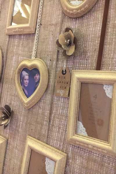 Hochzeitsdeko im Dreikönigshof Stockerau