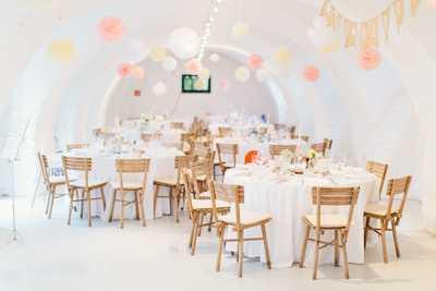Catering vom Dreikönigshof für Ihre Hochzeit im Schloss Mühlbach