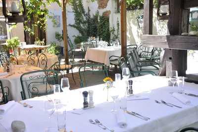 Gastgarten Hotel Restaurant Dreikönigshof