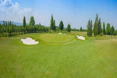 Golfplatz Spillern nahe Hotel Dreikönogshof Stockerau