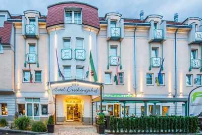 Hotel Dreikönigshof Stadthotel & Seminarhotel, Restaurant in Stockerau