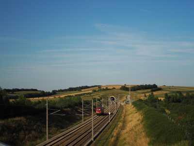 Anreise nach Stockerau mit der Bahn