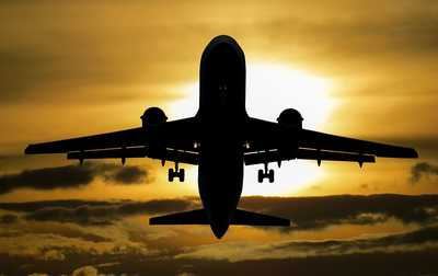 Anreise Hotel Dreikönigshof mit dem Flugzeug