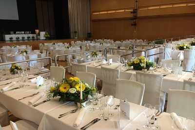 Catering für Veranstaltung im Z2000 in Stockerau Familie Hopfeld