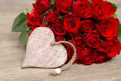 Valentinstag im Dreikönigshof
